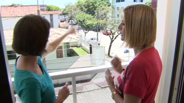'Panic button' protects abused women