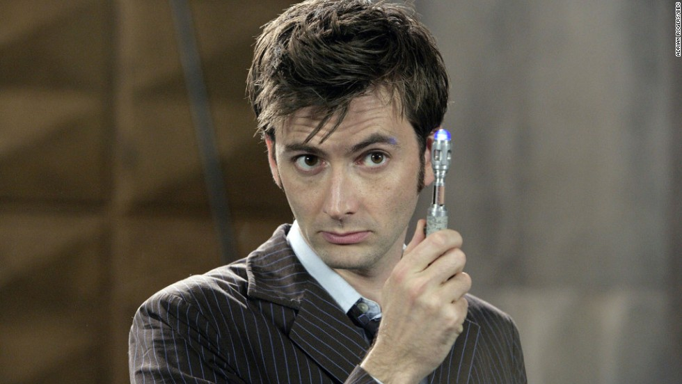 After Eccleston's departure at the end of the first new season, David Tennant brought back some of the quirkiness with his Tenth Doctor, a trenchcoat-wearing adventurer with a great sense of humor. He was recently voted fans' favorite Doctor by readers of the UK's Radio Times.
