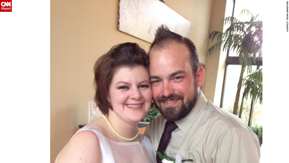 """They were excited to start a life together. Before their wedding, Buck Storey made a <a href=""""http://www.pinterest.com/curiousgeorge81/how-i-feel-about-my-fiance/"""" target=""""_blank"""">Pinterest board</a> called """"How I feel about my fiancee."""" """"I can't wait for the day where I can wake up, turn my head, and kiss you good morning,"""" one post said."""