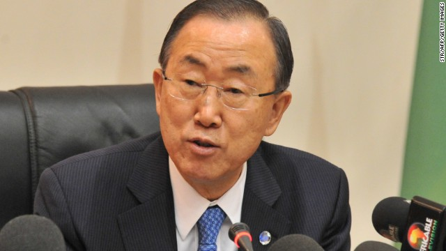 UN Secretary-General Ban Ki-Moon declared November 19 World Toilet Day.