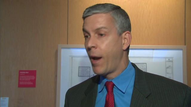 Arne Duncan remark irks suburban moms
