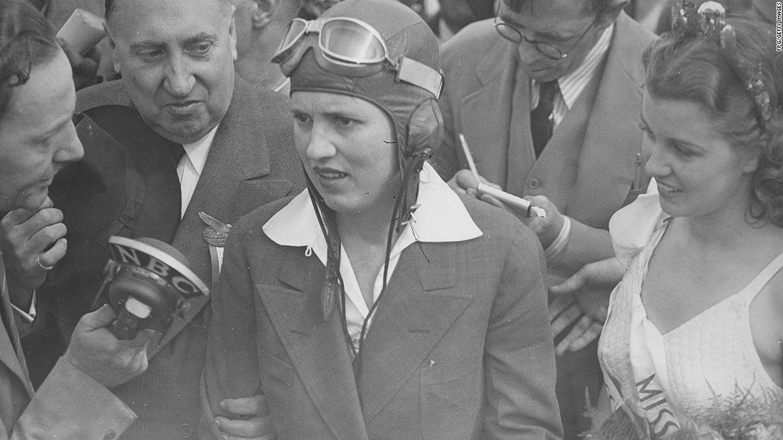 American pilot Jacqueline Cochran was considered one of the most gifted racer pilots, of any gender, of her generation. In 1953, she became the first woman to break the sound barrier.