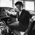 Maria Atanossova female pilot Bulgarian