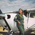 Alia Twal Jordan female pilot