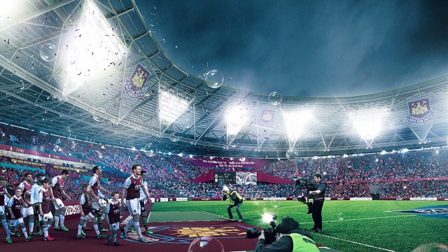 Olympic Stadium to become West Ham's home