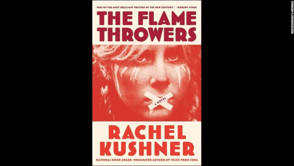"<strong>Fiction:</strong> Rachel Kushner, ""<a href=""http://www.nationalbook.org/nba2013_f_kushner.html#.Uo11qI2vWL0"" target=""_blank"">The Flamethrowers</a>"""