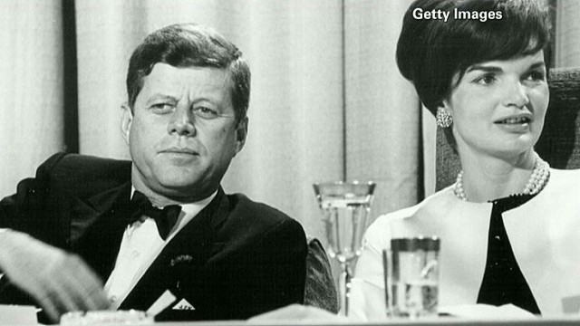 Celebs reflect on the death of JFK