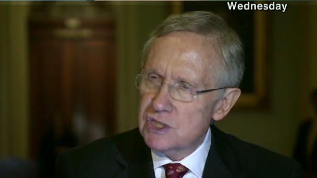 """Will Harry Reid go """"Nuclear?"""""""