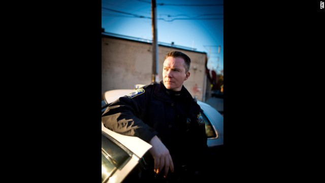 "Officer Pat Rogers appeared in several episodes of TNT's unscripted series ""Boston's Finest."""