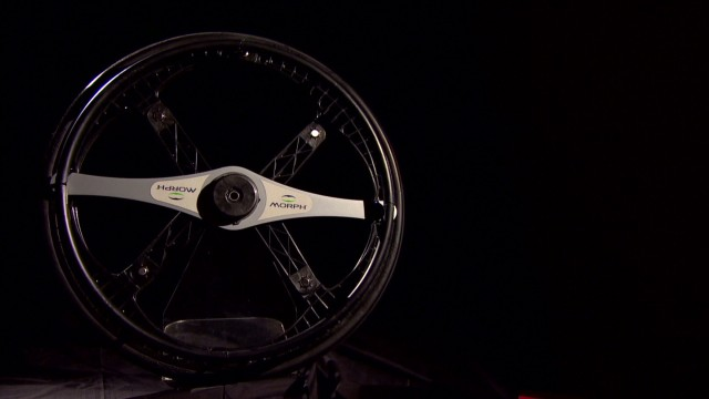 Can foldable wheels transform mobility?