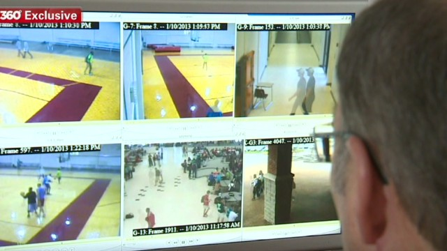 2013: Missing video in teen gym-mat death