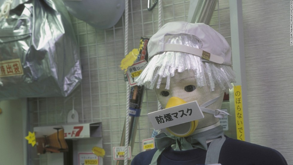 Earthquake survival skills are essential in Japan, which has had more than 60 major quakes since the year 684. The 2011 Tohoku quake registered a 9.0 magnitude and claimed nearly 16,000 lives.