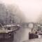 Winter cities - amsterdam