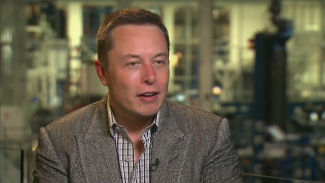 On GPS, Musk talks about future of Tesla