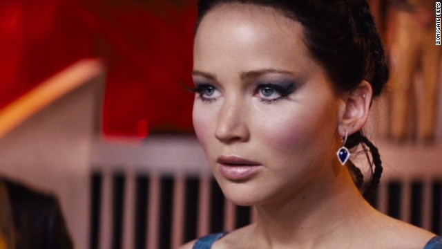 'Hunger Games' mania catches fire