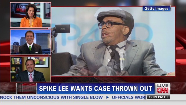 Spike Lee asks judge to dismmiss lawsuit