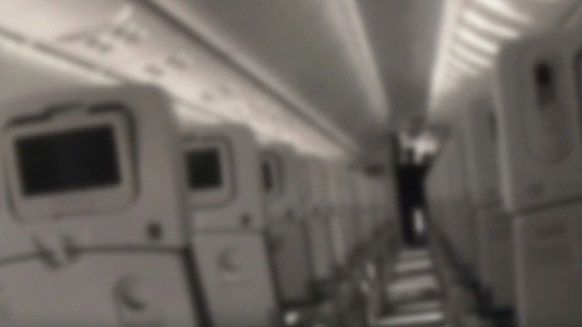 Spotting human trafficking on flights