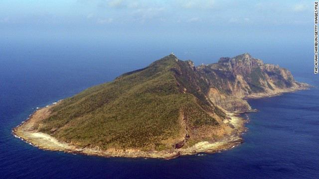 Japan disputes China's new air defense zone