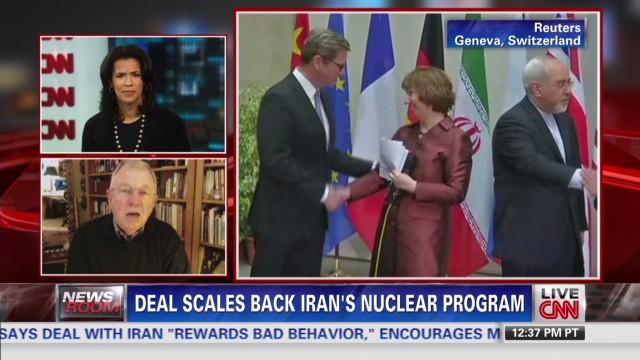 Deal struck on Iran's nuclear program
