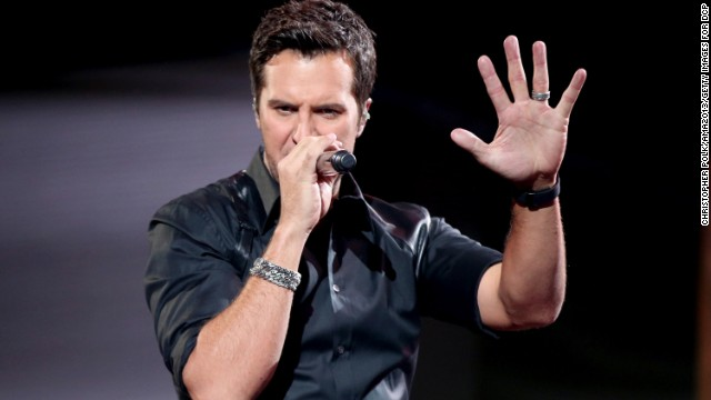 Luke Bryan was one of the big winners at the American Country Awards.