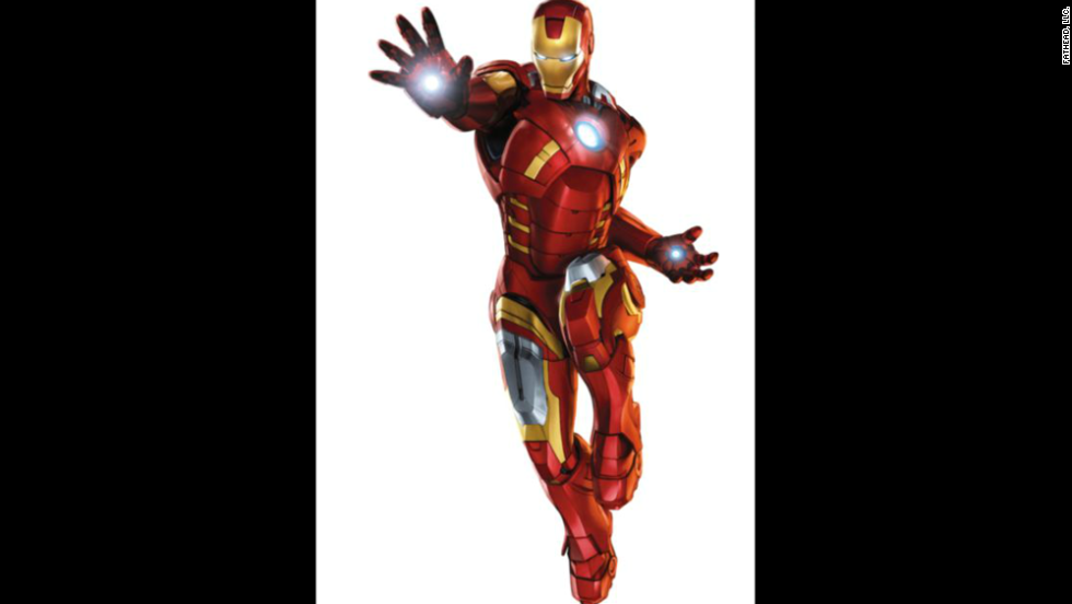 <em>If you want protection from a life-sized superhero ...</em> <strong>Fatheads</strong> can fill your wall. The huge decals -- some more than 6 feet tall -- stick to your walls without any muss and are reusable. The company has agreements with Marvel and DC, so whether you're a fan of Iron Man or Superman, they're on guard. (Fathead.com; prices range, but many superheroes are $99.99)
