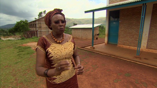 Caring for Burundi's civil war orphans