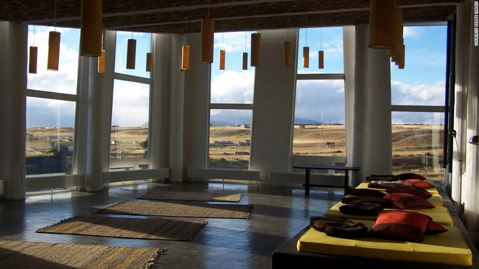 Chile's Remota Hotel has no televisions, just nature and isolation.
