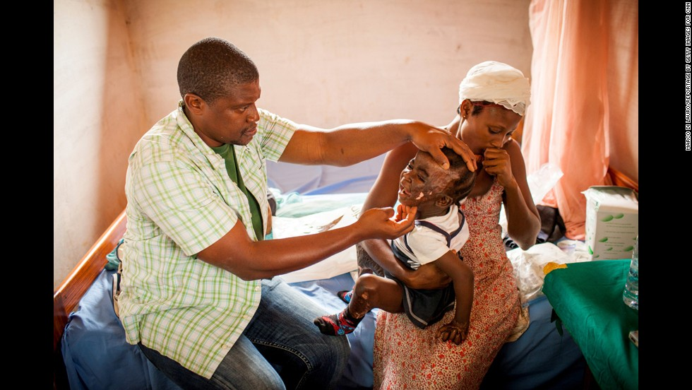 Each of these weekend clinics provides a variety of medical care. Many people are treated for malaria, tuberculosis, malnutrition, diabetes, parasites and sexually transmitted diseases.