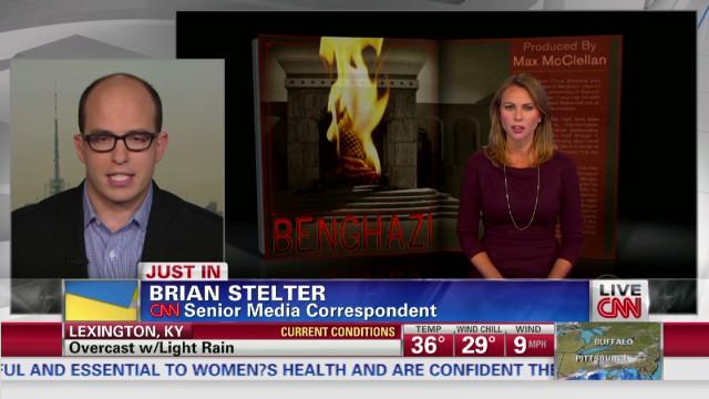Stelter Discusses Logan's 60 Min Leave