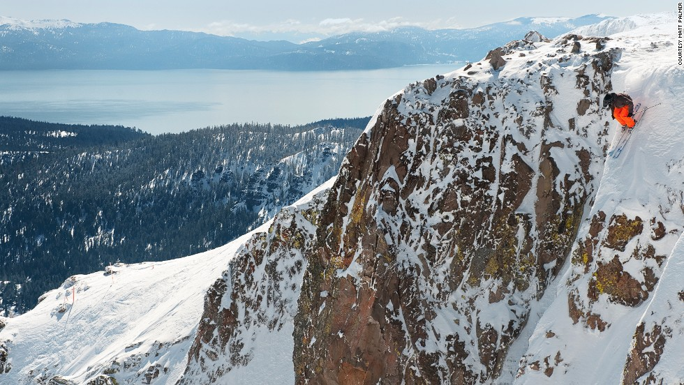"""""""The varied locations and terrains are why people refer to the area as Squallywood,"""" says Powder Magazine editor John Stifter. """"The best of the best show up here to make their mark."""""""