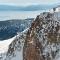 Best ski runs - 7 Palisades