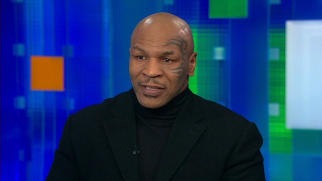 Tyson: There's just some evil people
