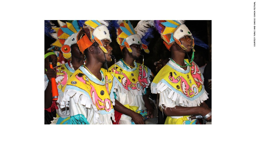 This year the Conch Festival on the islands celebrates its tenth year.