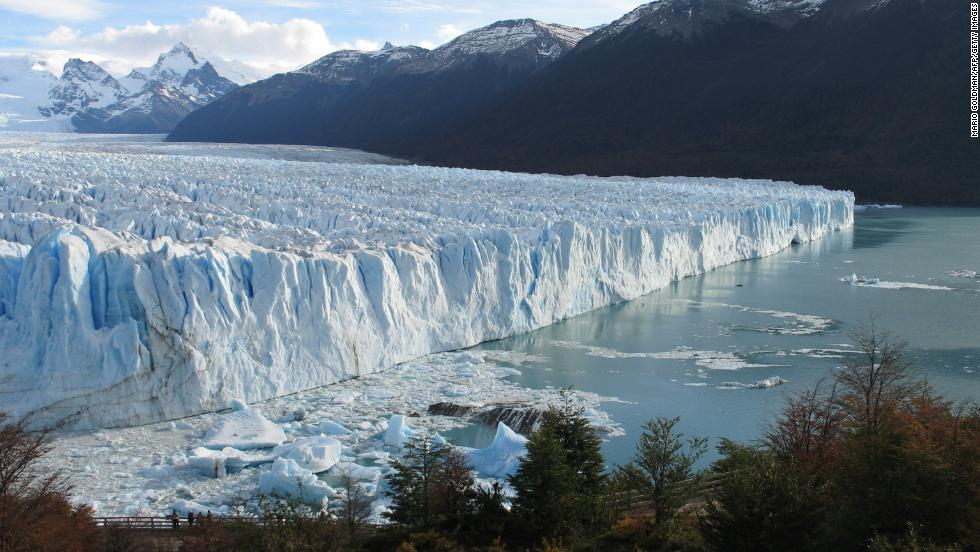 This Christmas trek through Patagonia, in the south of both Chile and Argentina, is only for the physically fit, but the sights are worth the exercise. Included is a view of the 2 million-year-old Perito Moreno glacier.
