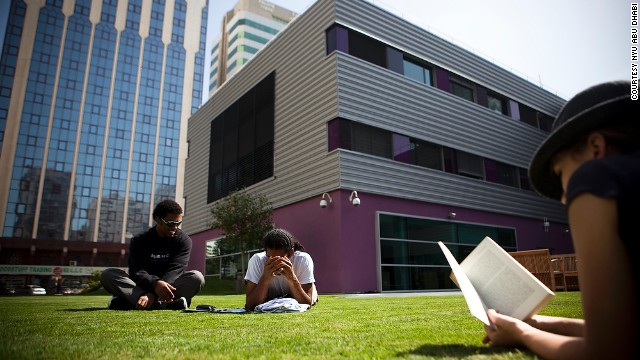 can the middle east become a hub for higher education