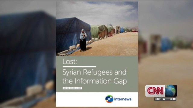 Syrian Refugees and the Information Gap