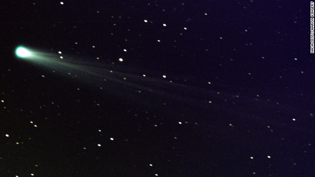 Comet ISON could be a record breaker