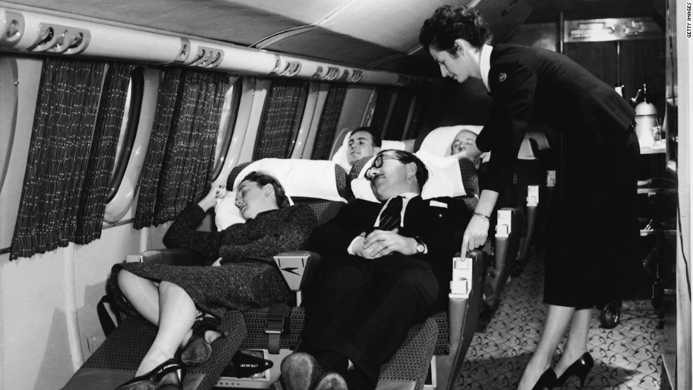 """Maybe if we pretend we're asleep she'll go away."" Ignoring the flight attendants' instructions and refusing to return seats to the upright position were among the most annoying plane behaviors for readers."