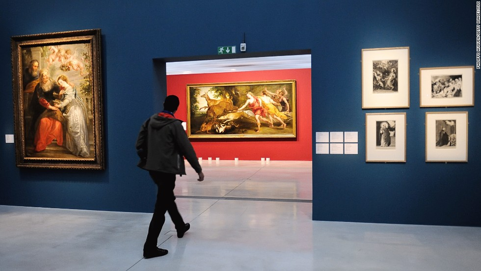 """It is hoped the new museum will help reinvigorate the town of Lens, which has suffered high rates of unemployment since its last mine closed in the 1980s. """"There was nowhere the Louvre was as needed as much as Lens,"""" says the gallery's director Xavier Dectot."""