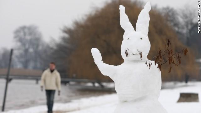 Berlin's even cooler in winter -- apparently.