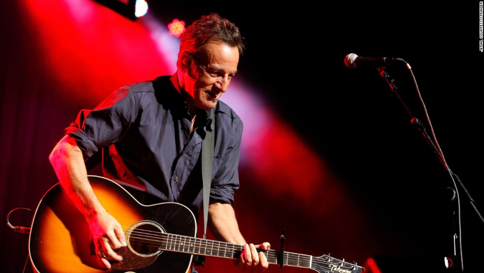 """If you're sick of your 2013 playlists, we're here to help. Consider this your guide to some of 2014's """"don't miss"""" offerings, starting with <strong>Bruce Springsteen's """"High Hopes.""""</strong> Has there ever been a more appropriate title for an album? He definitely has fans' wishes sky-high with his latest release, arriving on January 14."""