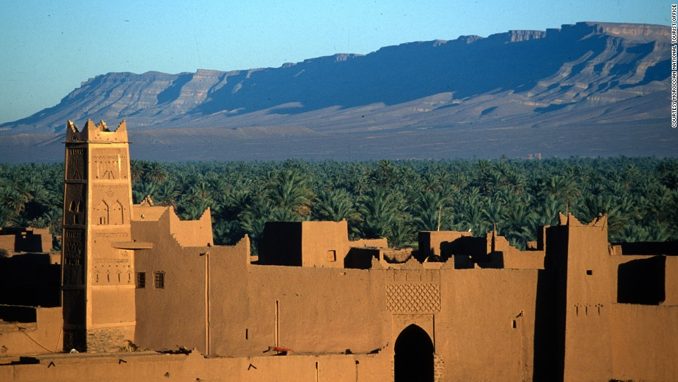 The plant is being constructed in the Ouarzazate region.