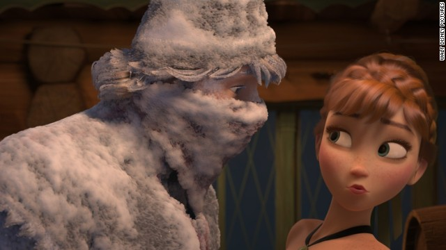 "Kristen Bell voices Anna in Walt Disney Pictures' ""Frozen."""