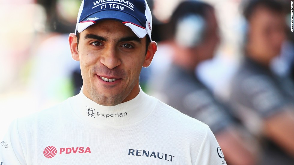 Venezuelan racer Pastor Maldonado has joined the Lotus Formula One team for the 2014 season after three years at Williams.