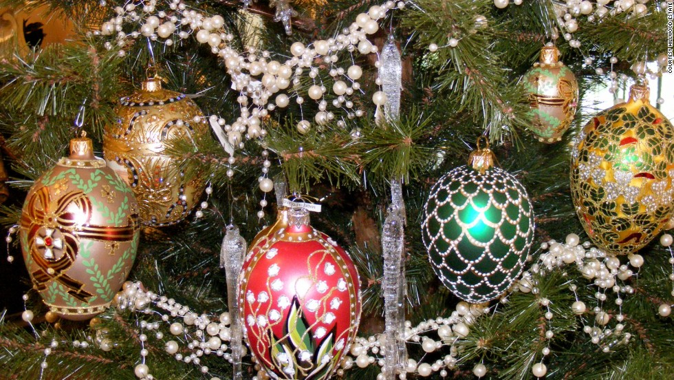 Marjorie Merriweather Post's Hillwood Estate in Washington hosts an annual Russian Winter Festival, taking place this year on December 14 and 15.