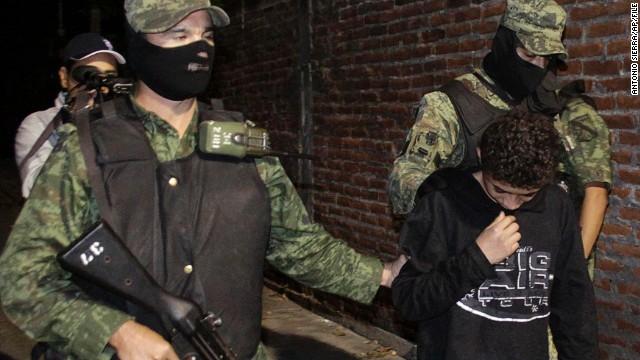 Teen cartel hit man living free in U.S.