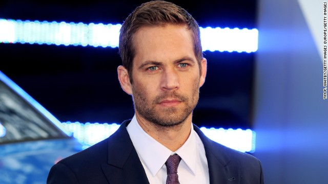 Did you hear what Paul Walker did?