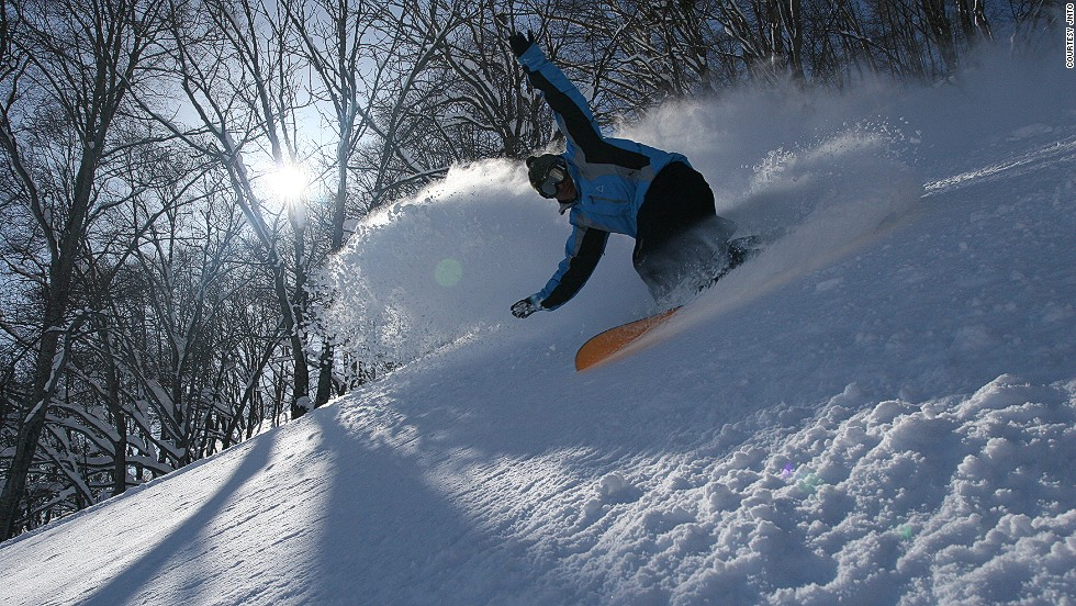 This beautiful resort is a great starting point for those who've never skied in Japan before. There are no nightclubs or bars, just lots of snow -- by mid-season there's usually around four meters. The resort, Japan's oldest, dating to 1911, is surrounded by an astounding 25 ski areas.