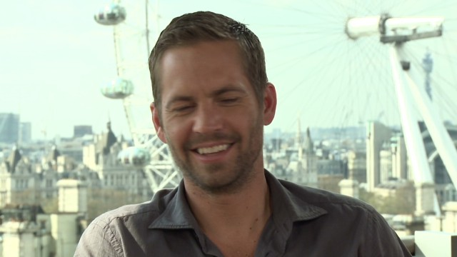 May 2013: Paul Walker on Fast and Furious