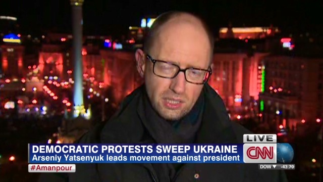 Return of Ukraine's Orange Revolution?